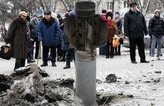 'Mưa' tên lửa ở Ukraine đe dọa hội nghị 4 bên