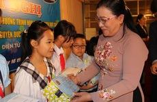 Trao 165 suất học bổng Nguyễn Đức Cảnh