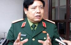 Sáng 25-7, Bộ trưởng Phùng Quang Thanh về nước