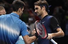Federer hạ Wawrinka, gặp lại Djokovic ở chung kết