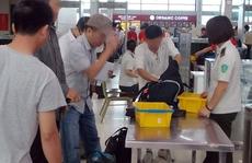 'Cầm nhầm' iPhone 6 Plus ở sân bay Đà Nẵng, bị phạt 7,5 triệu đồng