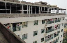 Tổng Thanh tra yêu cầu Hà Nội 'cắt ngọn' chung cư 30 tầng