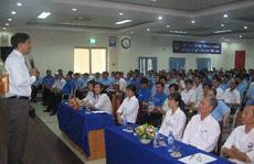 Tập huấn phòng chống HIV/AIDS cho CNVC-LĐ