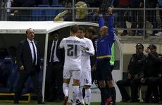 Dùng cầu thủ sai luật, Real Madrid bị loại khỏi Cúp Nhà vua
