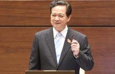 Thủ tướng Chính phủ trả lời chất vấn về 'phong trào' xây quảng trường