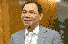 Ông Phạm Nhật Vượng tiếp tục lọt vào danh sách tỷ phú thế giới