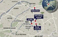 Lữ hành tính chuyện đổi tour tới Pháp sau vụ khủng bố