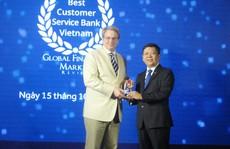 ACB nhận giải thưởng dịch vụ khách hàng tốt nhất