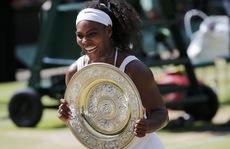 Đánh bại Muguruza, Serena phá nhiều kỷ lục Grand Slam