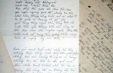 Sự thật về thư gửi vợ của Lưu Quang Vũ