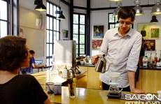 Chàng trai Mỹ đi tìm cà phê ngon nhất Việt Nam