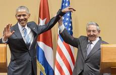 Cuộc họp báo chung gai góc của Chủ tịch Cuba và ông Obama