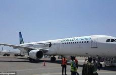 Hành khách rơi khỏi máy bay đang bay sau vụ nổ lớn