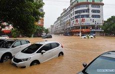 Bão Nepartak vào Trung Quốc, gần nửa triệu người sơ tán