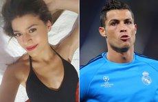 """Chân dài kể chuyện Ronaldo """"ăn vụng"""" sau lưng Irina"""