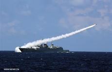 Trung Quốc ngang ngược tập trận tại biển Đông