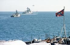 Hạm đội Thái Bình Dương Nga sắp tập trận chung ở biển Đông