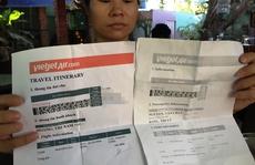 Nhẫn tâm lừa tiền vé máy bay của công nhân nghèo