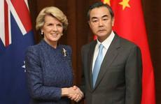 Úc yêu cầu Trung Quốc giải thích việc xây đảo