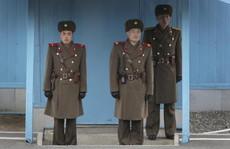 Nguy cơ đấu súng ở biên giới Triều Tiên