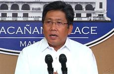 Philippines không 'đôi co' với Trung Quốc về biển Đông