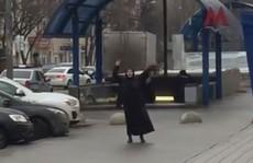 Nga: Bắt người phụ nữ xách đầu trẻ em ra ga điện ngầm