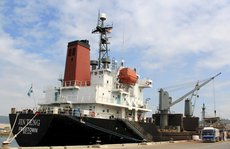 Tàu bị cấm của Triều Tiên lảng vảng gần Hàn Quốc