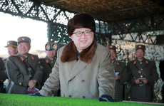 Triều Tiên lại phóng tên lửa ra biển