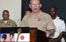 Lực lượng Mỹ bị giới nghiêm ở Nhật Bản