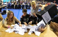 Anh: Kết quả bỏ phiếu Brexit gây sốc