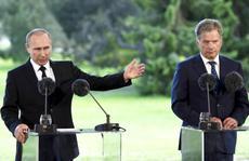 Nga dọa đem quân tới biên giới Phần Lan