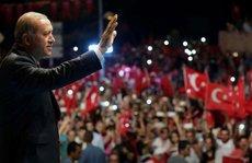 Hàng loạt tàu chiến Thổ Nhĩ Kỳ 'mất tích sau đảo chính'