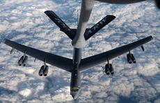 NATO tập trận chặn máy bay trên biển Baltic