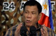 Tổng thống Philippines thề 'đổ máu' với Trung Quốc