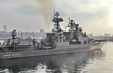Nga gửi khu trục hạm chống ngầm tới biển Đông