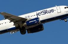 Nữ hành khách bất ngờ phóng hỏa trên máy bay