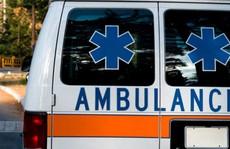 Tài xế xe buýt gây tai nạn vì bị hành khách đánh