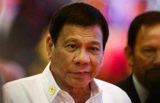 Ông Duterte: Nga và Trung Quốc sẽ hỗ trợ Philippines