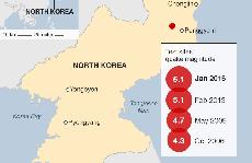 Dân Triều Tiên lãnh hậu quả vì thử hạt nhân?