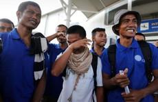 Con tin của hải tặc Somalia ăn chuột để sống sót