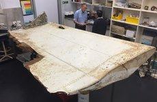 MH370 lao xuống biển lúc không ai kiểm soát