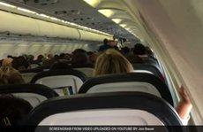Hành khách tranh cãi về bầu cử Mỹ, phi công phải can thiệp