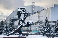 Ukraine 'chôn' Chernobyl trong 'quan tài' khổng lồ