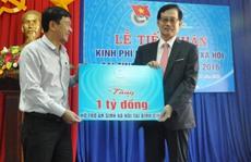 C.T Group tặng 1 tỉ đồng, 200 suất quà tại tỉnh Bình Định