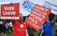 Brexit: Nhiều người hối hận vì chọn 'ra đi'