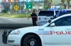 Lại xả súng ở Mỹ, ít nhất hai cảnh sát thiệt mạng