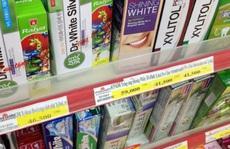 Hàng Thái, Nhật 'đánh bật' hàng Việt khỏi siêu thị?
