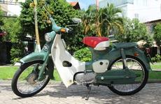 'Hàng hiếm' Honda Super Cub C100 tại Sài Gòn