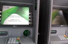 Hàng loạt máy ATM ở Hà Nội 'nghỉ Tết' sớm