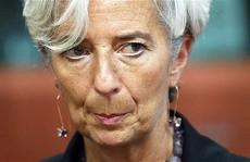 'Sếp' IMF phải hầu tòa vì vụ 400 triệu euro trả cho tài phiệt Pháp